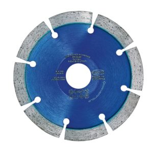 115MM RADIUS CUTTING DIAMOND BLADE CONCRETE X10