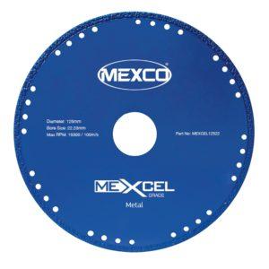 125MM METAL CUTTING BLADE XCEL GRADE 22.23MM BORE