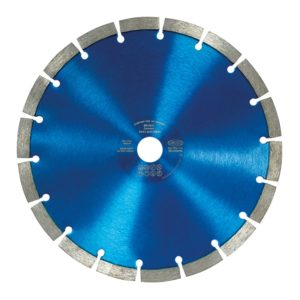 230MM RADIUS CUTTING DIAMOND BLADE CONCRETE X10