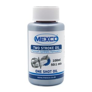 ONE SHOT OIL - 2 STROKE RED 100ml 50-1 MIX