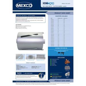 DCX90-Slotted-data